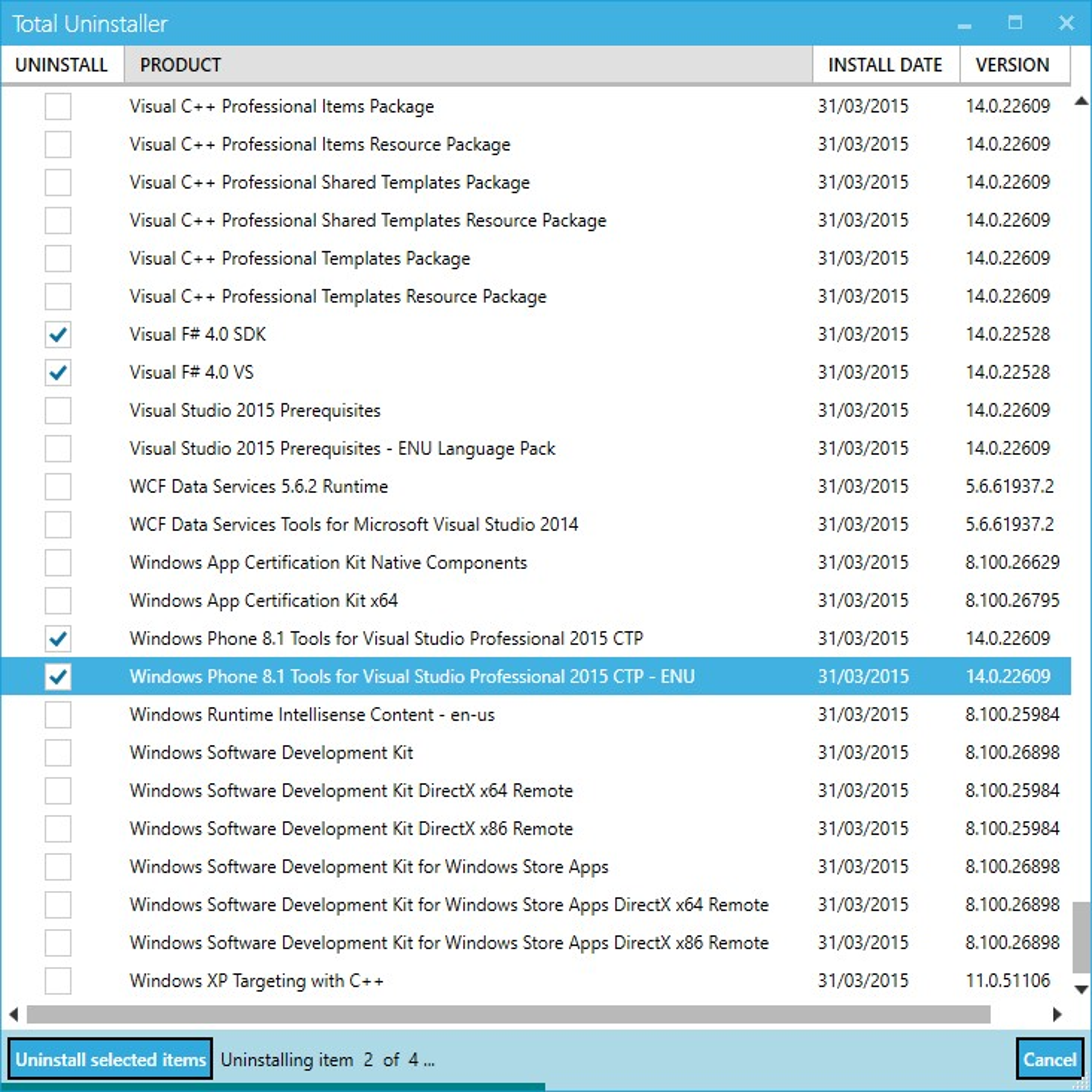 Total-Uninstaller Alternatives and Similar Software