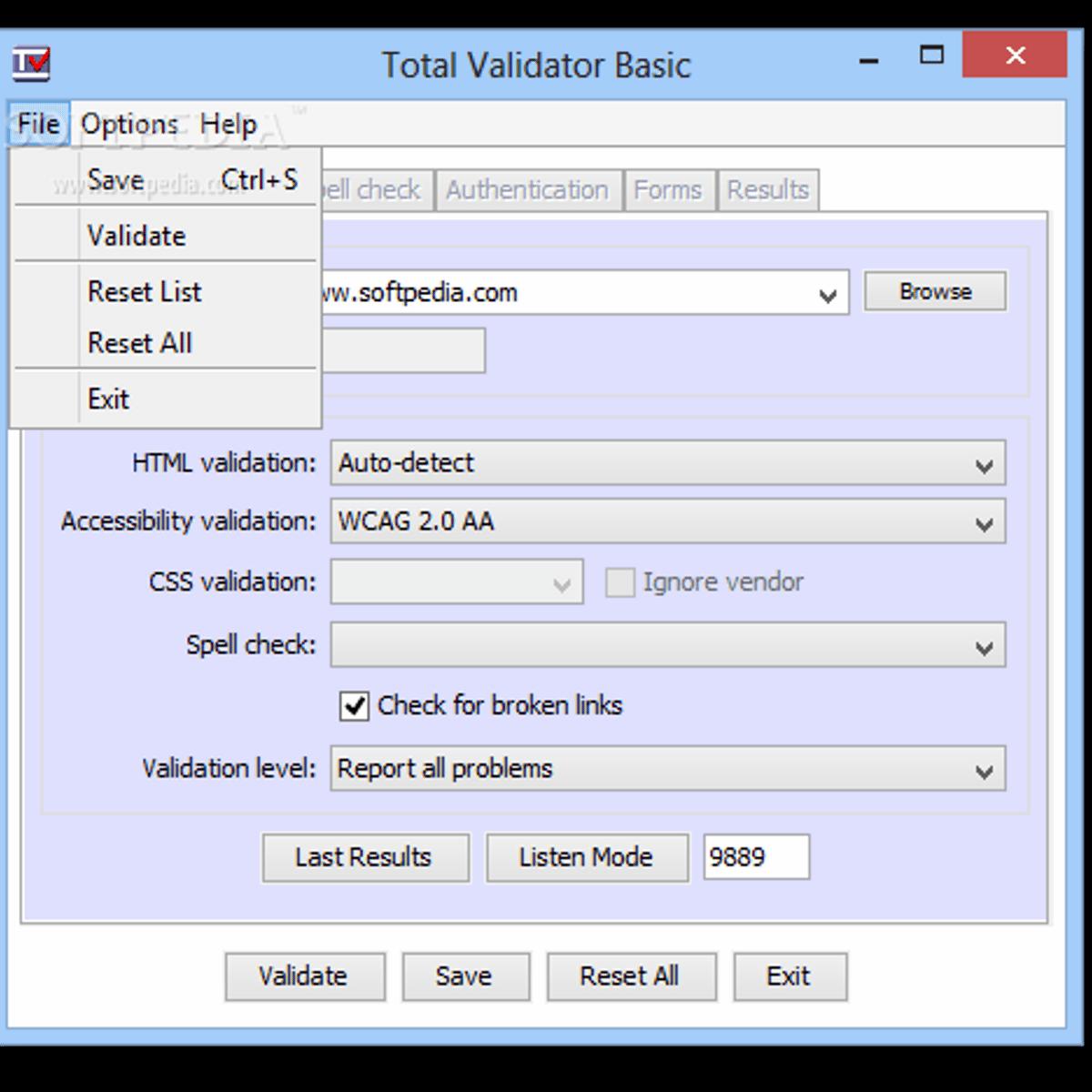total validator alternatives and similar software alternativeto net