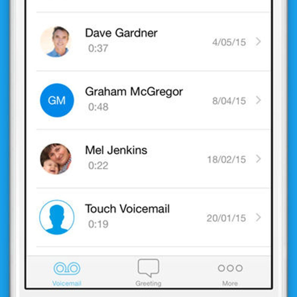 Touch Voicemail Alternatives And Similar Apps Alternativeto