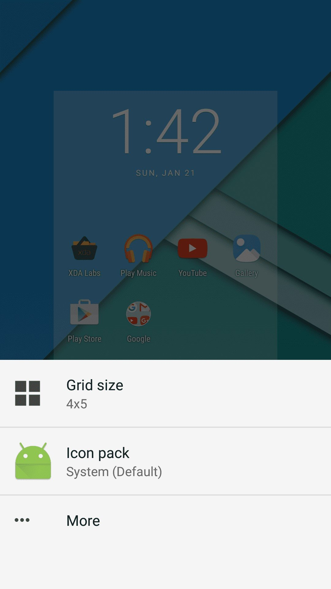 Lineage Os Icon Pack