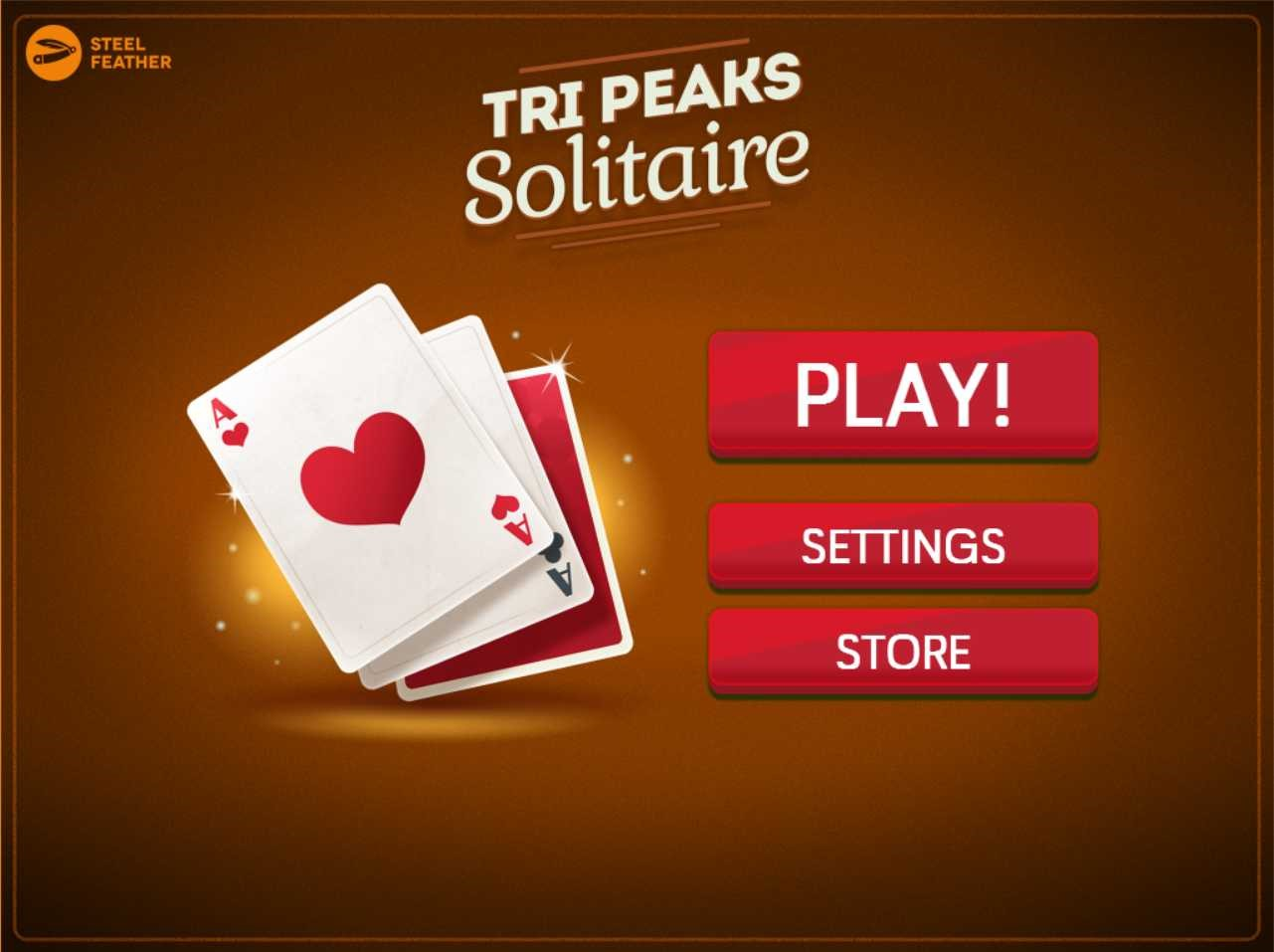 It's possible to update the information on Tri Peaks Solitaire or report it  as discontinued, duplicated or spam.