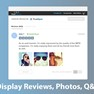 Display your Reviews, Photos and Q&A on your product pages. icon