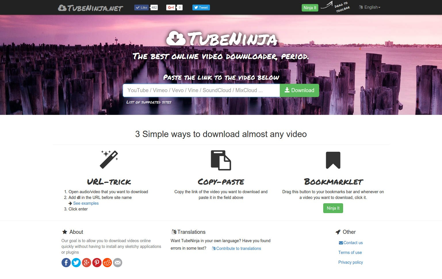 how to download videos from any website online