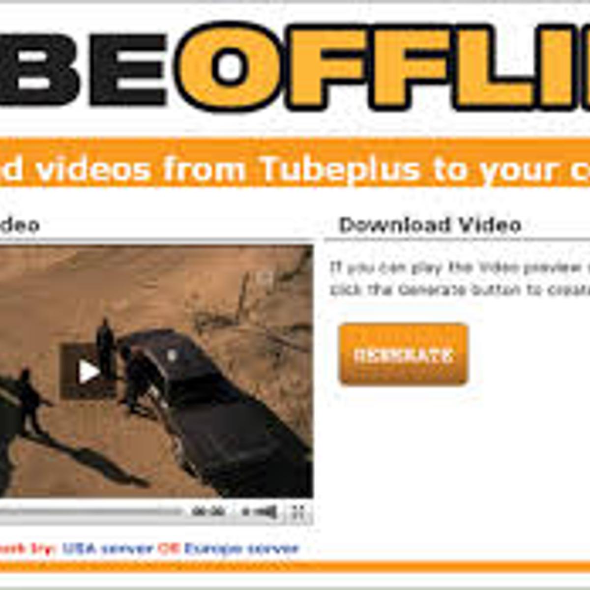 TubeOffline Alternatives and Similar Websites and Apps