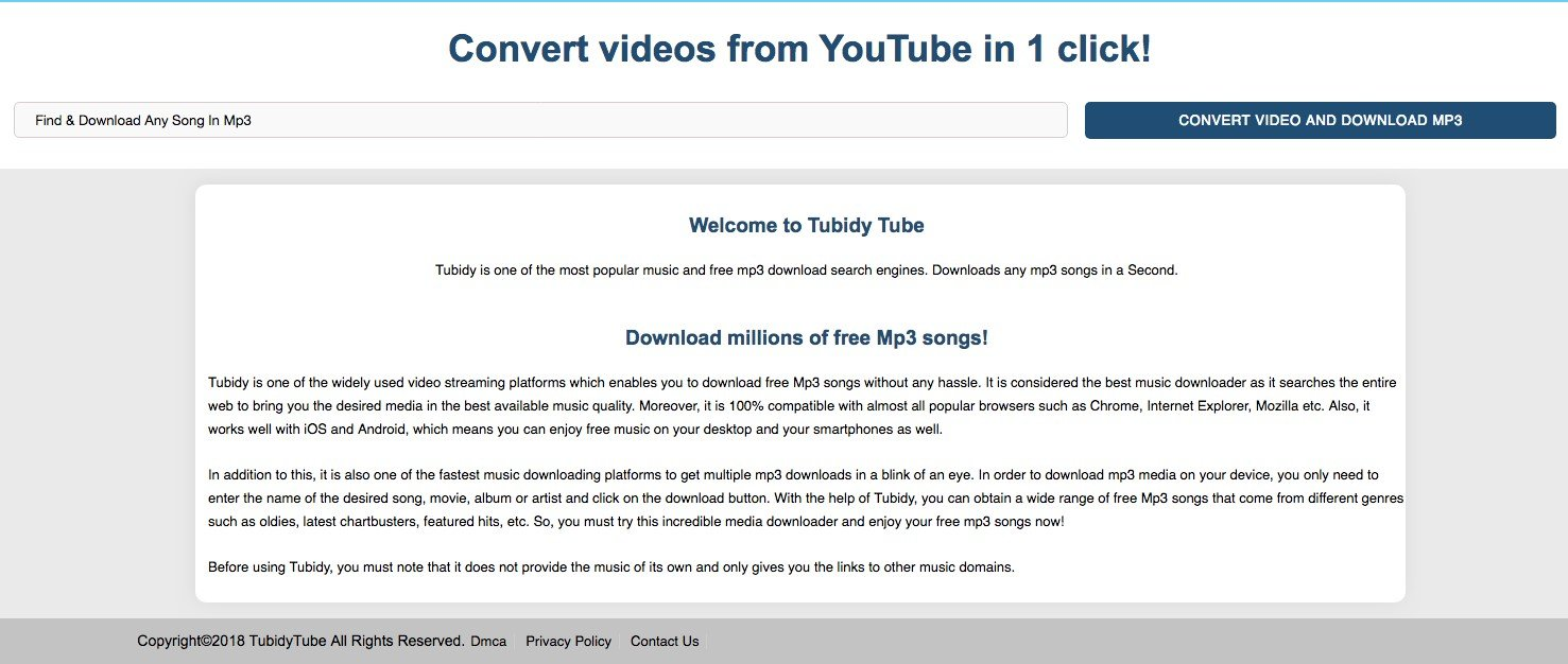Tubidy tube Alternatives and Similar Websites and Apps