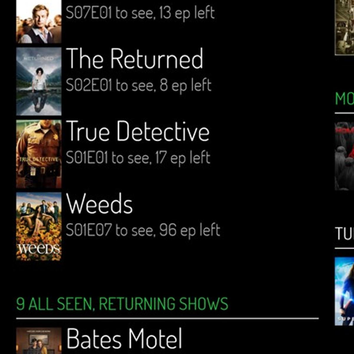 TV Show Tracker Alternatives and Similar Software