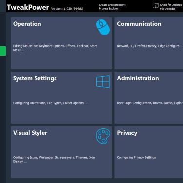TweakPower Alternatives and Similar Software - AlternativeTo net