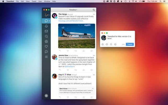 Tweetbot Alternatives and Similar Software - AlternativeTo net