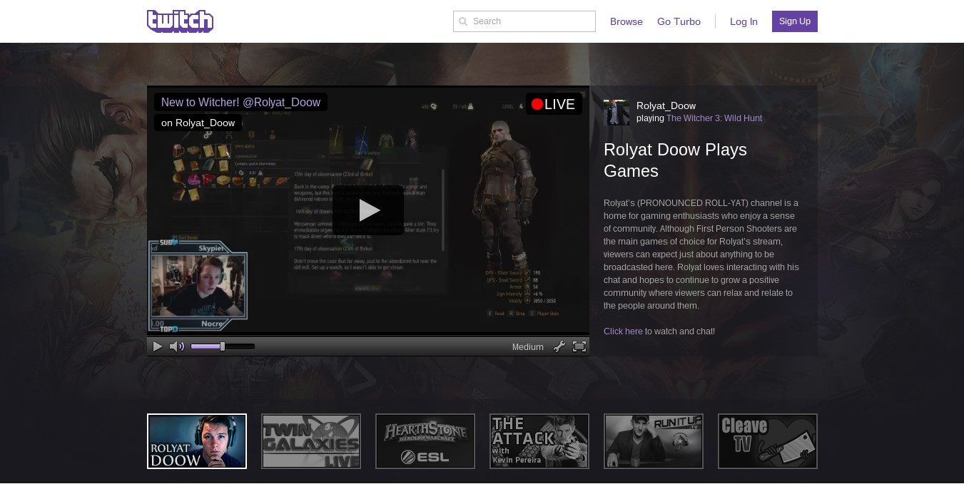 Twitch Reviews, Features, and Download links - AlternativeTo
