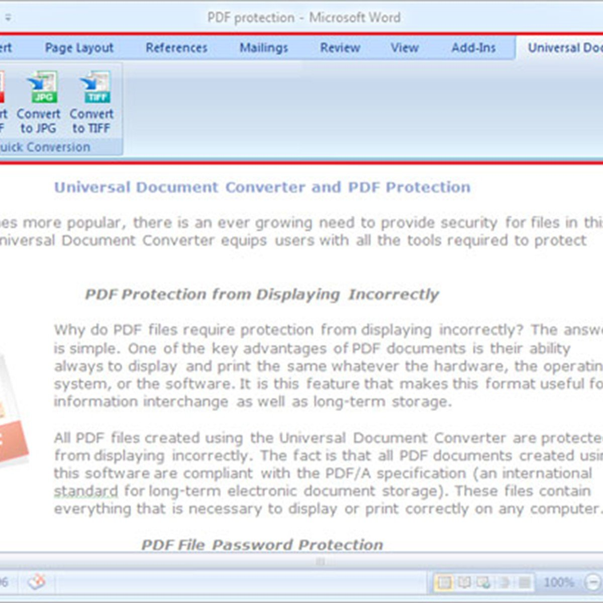 ms word to cdr converter software