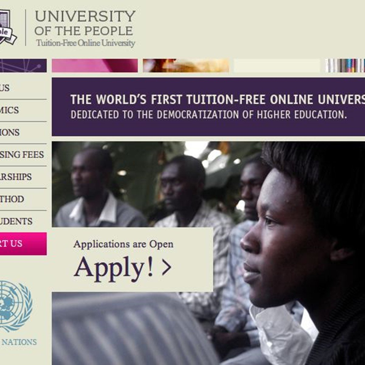 University of the People Alternatives and Similar Websites and Apps