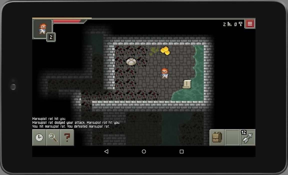 Unleashed Pixel Dungeon Alternatives and Similar Games