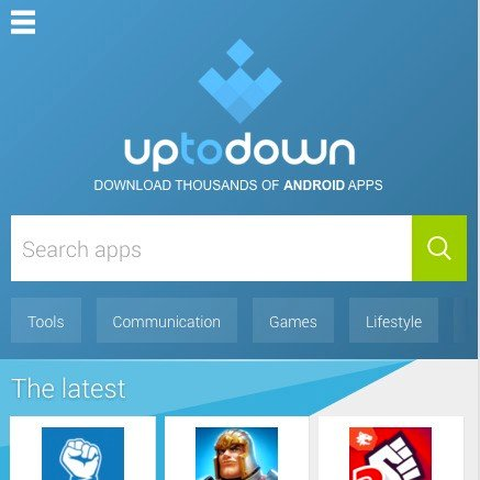 uptodown alternatives and similar apps and websites
