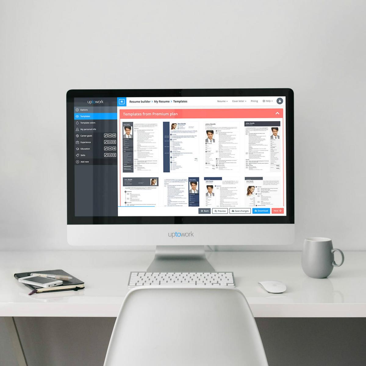 Zety Alternatives and Similar Websites
