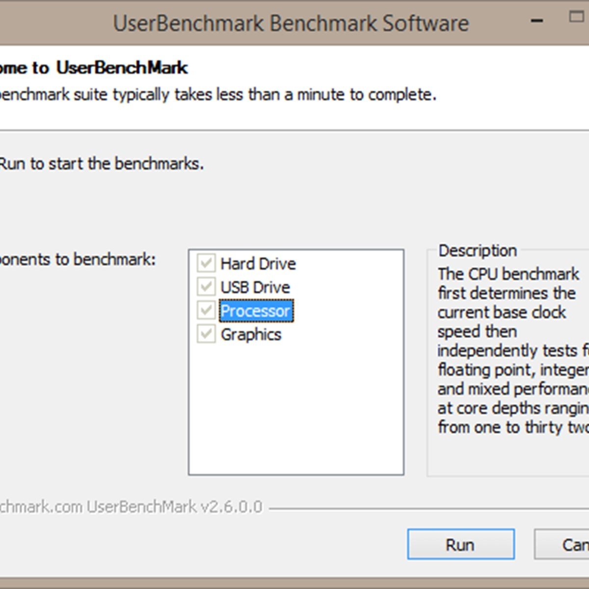 UserBenchMark Alternatives for Mac - AlternativeTo net