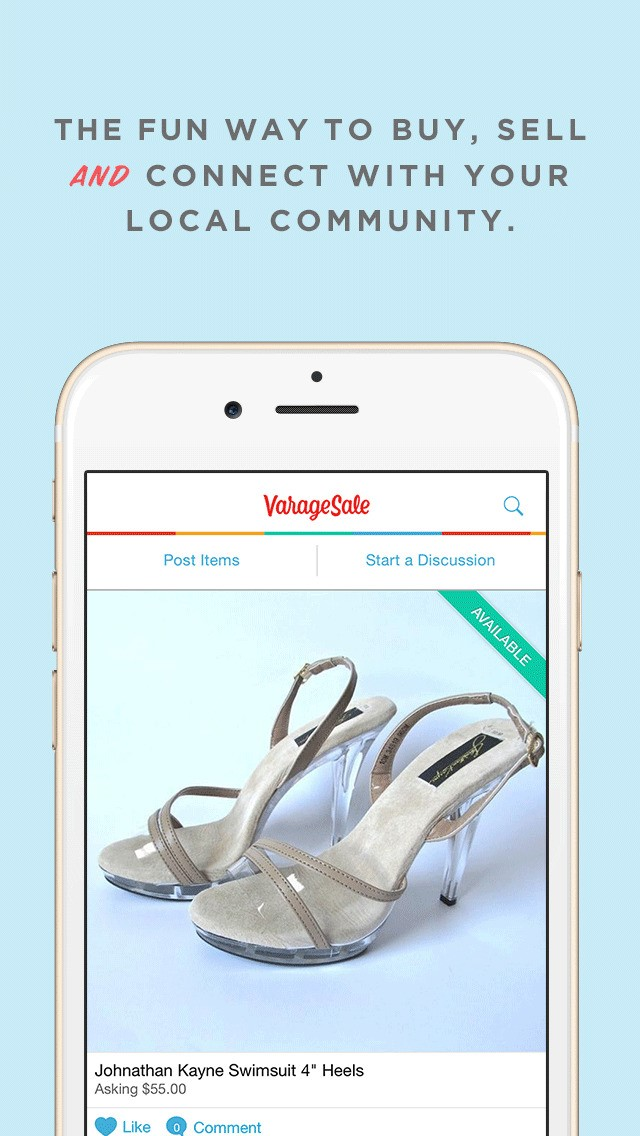 VarageSale Alternatives and Similar Apps and Websites