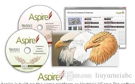 Vectric Aspire Alternatives and Similar Software