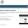 On the homepage you will find a brief video tutorial which shows you how to use the converter.