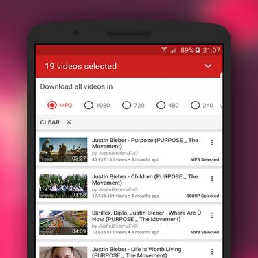Videoder Video Downloader Alternatives and Similar Apps and Websites