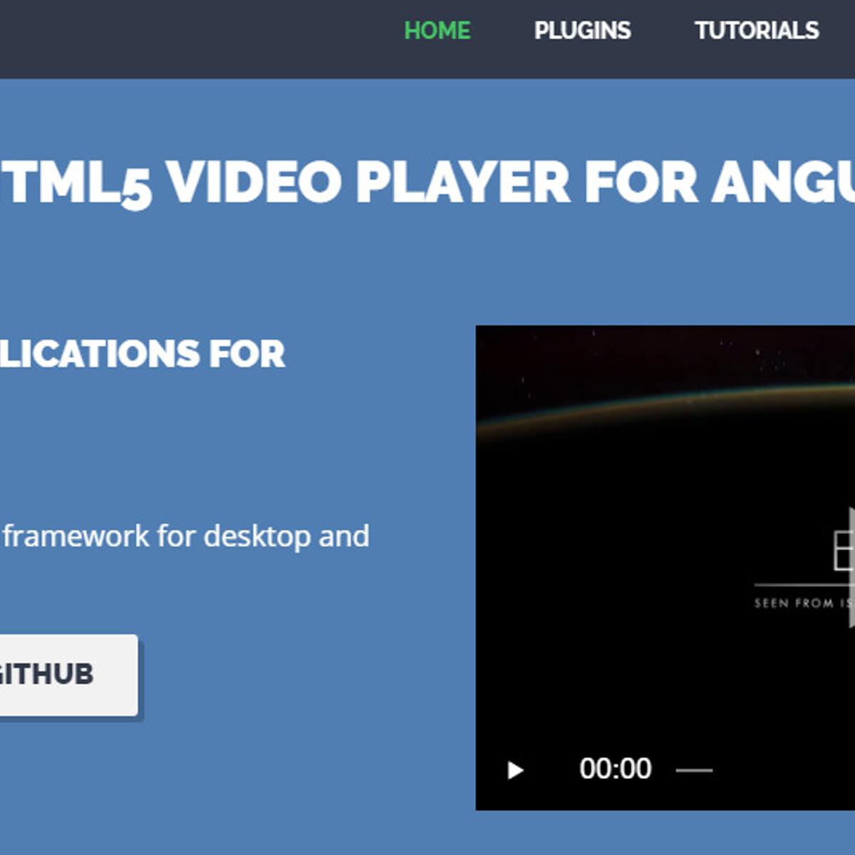 Videogular Alternatives and Similar Software - AlternativeTo net