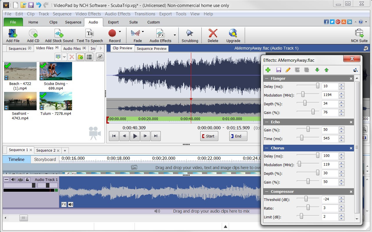 VideoPad Reviews, Features, and Download links - AlternativeTo