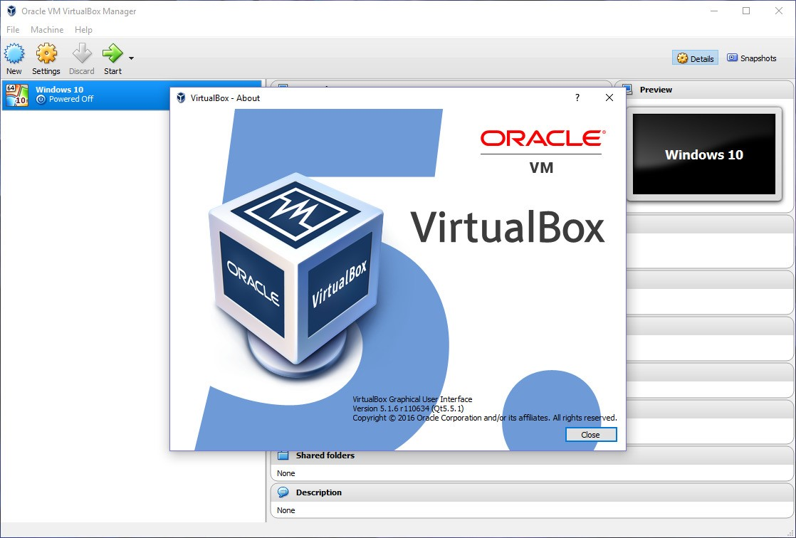 virtualbox similar software