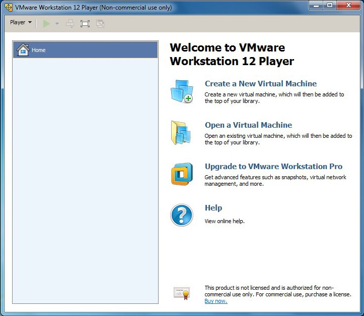 what is vmware player