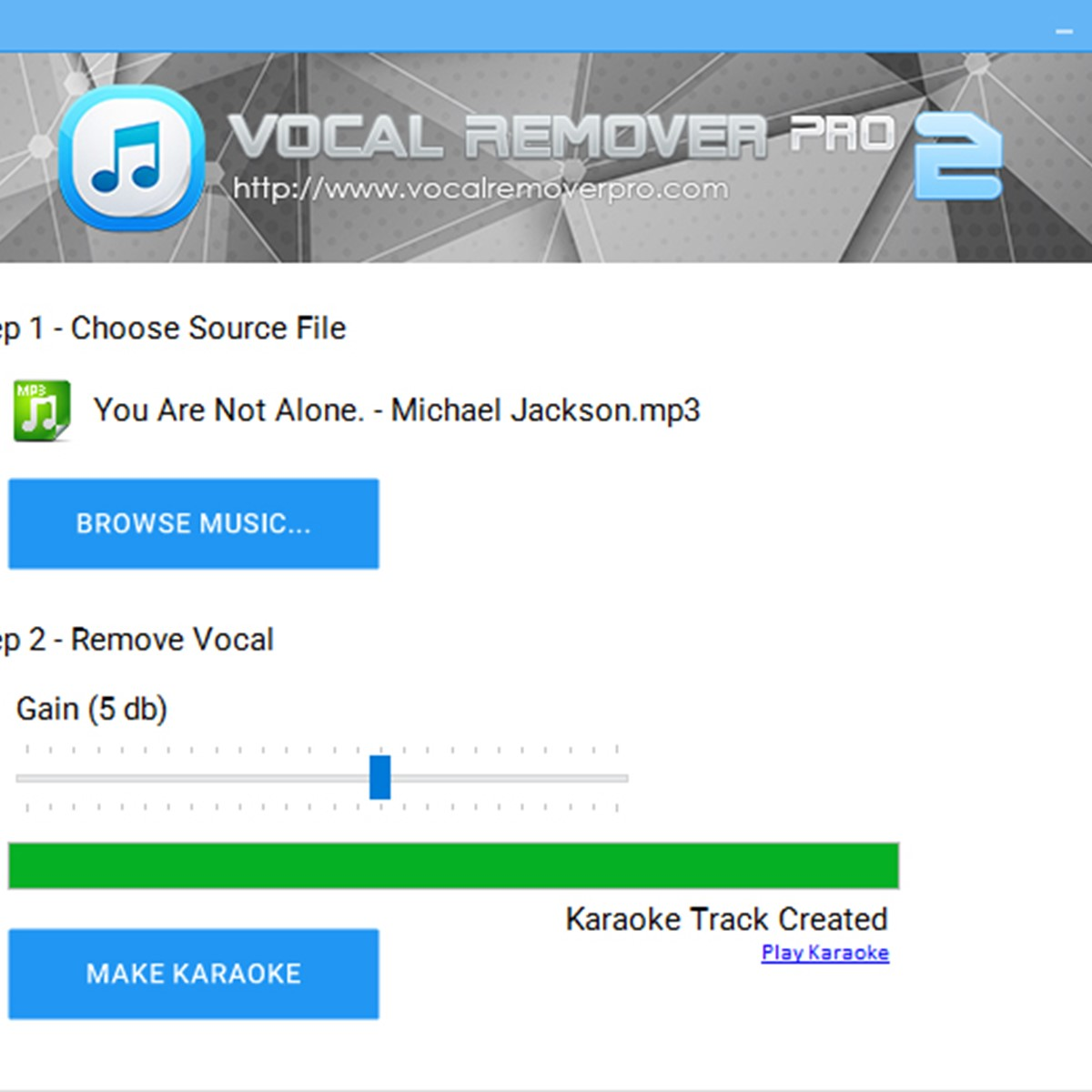 Vocal Remover Pro Alternatives and Similar Software