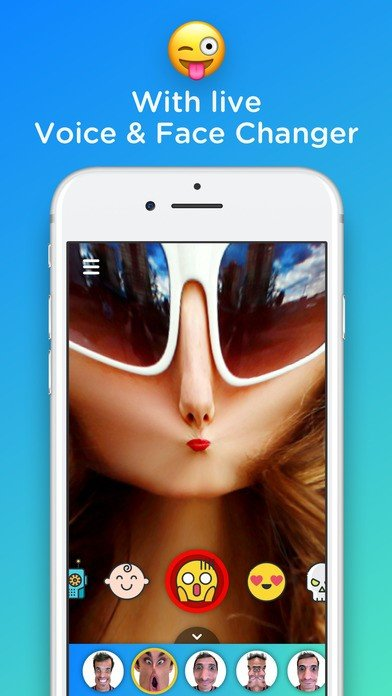 Voice Swap - Live Voice Changer & Face Filters Alternatives and