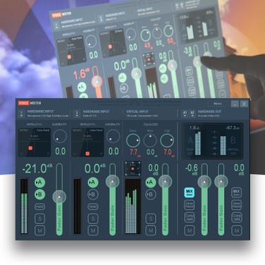 Voicemeeter Alternatives and Similar Software