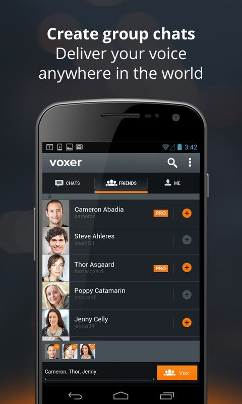 Voxer Alternatives and Similar Apps - AlternativeTo net