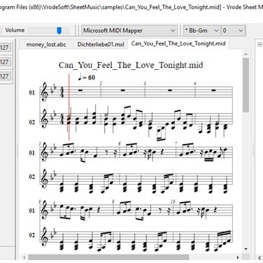 Vrode Sheet Music Alternatives and Similar Software - AlternativeTo net