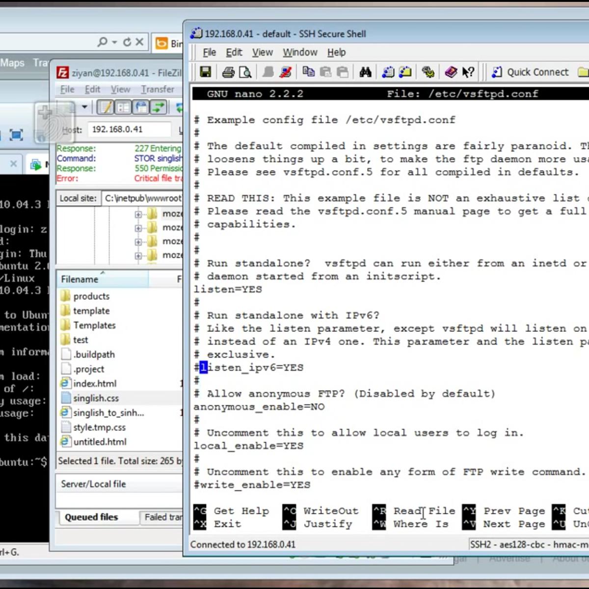 vsftpd Alternatives for Windows - AlternativeTo net