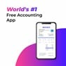 Free GST Accounting App icon