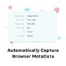 Capture Meta data and URL of each bug automatically icon