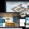Walkabout Workplace custom landing page, virtual receptionist, heads-up display floor plan. icon
