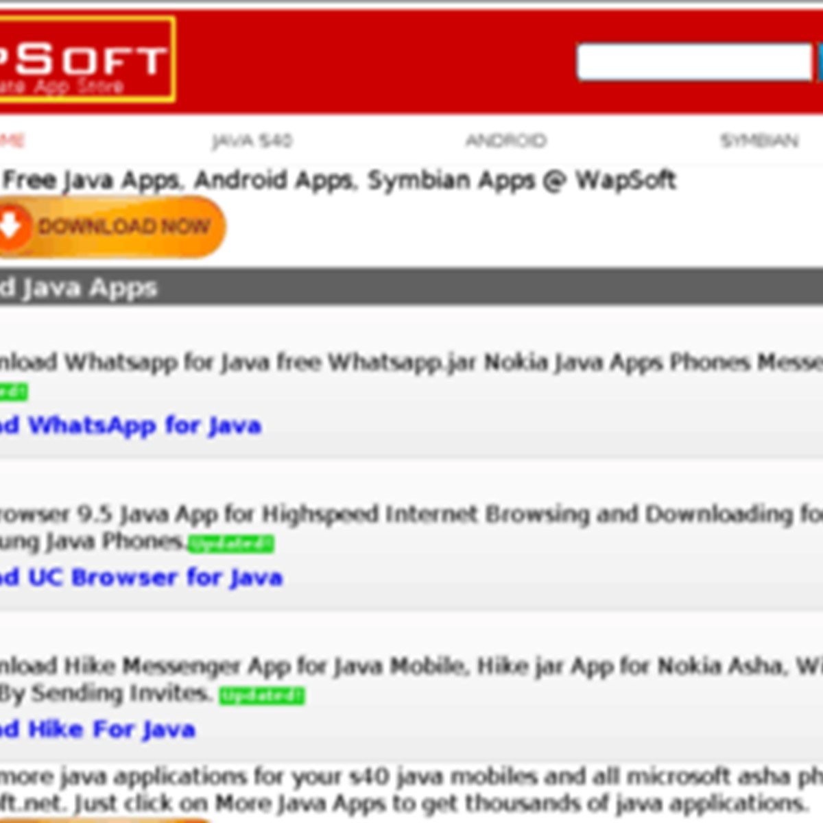 Free download app for java  Old Version of Java 7 Update 7