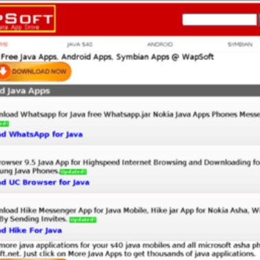 Java free apps for nokia