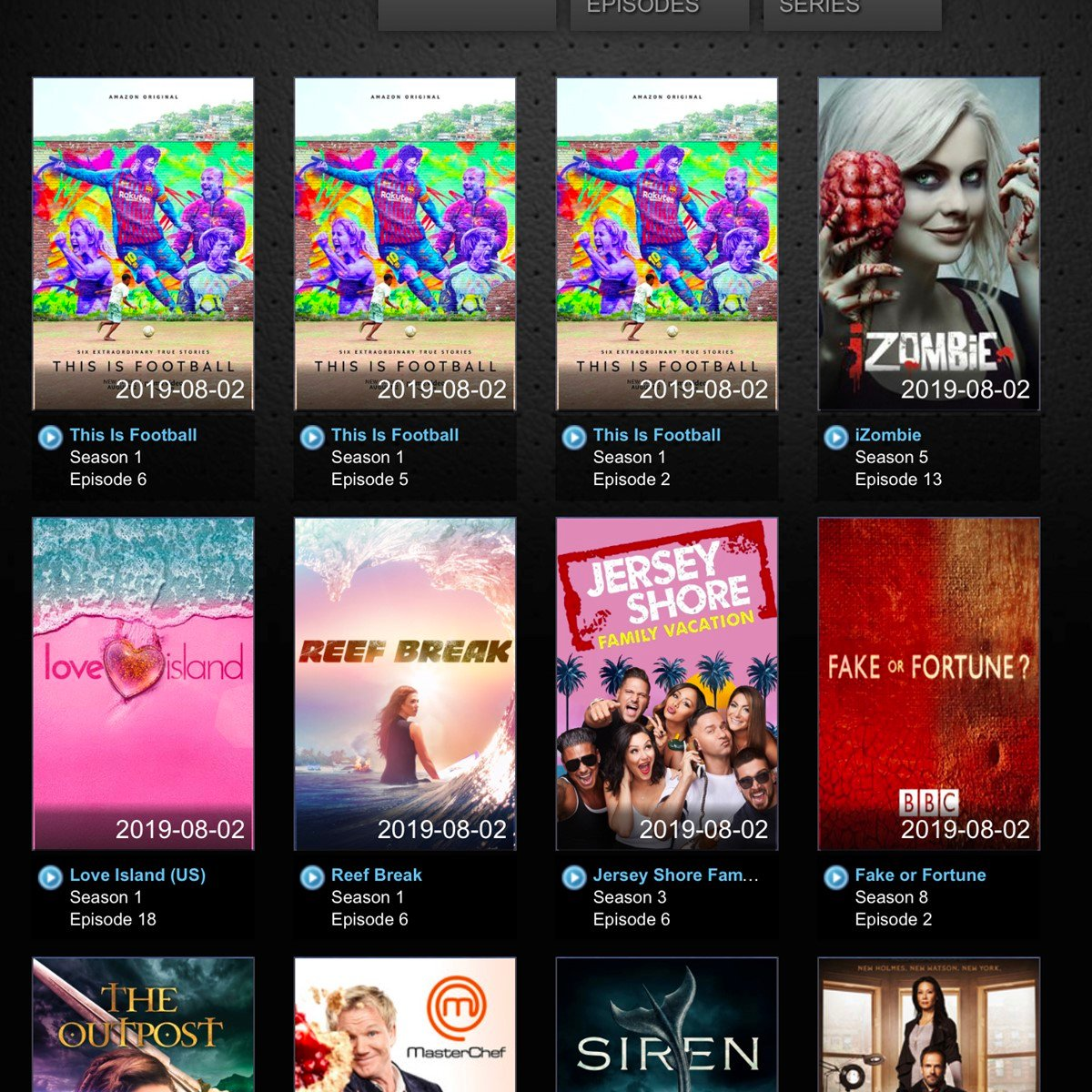 Watch Series TV Alternatives and Similar Websites and Apps