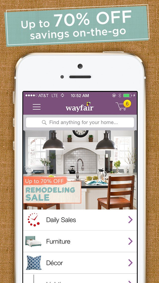 wayfair alternatives for windows rt
