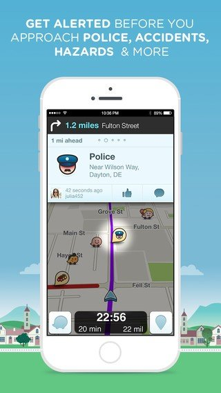 Waze Alternatives and Similar Apps and Websites