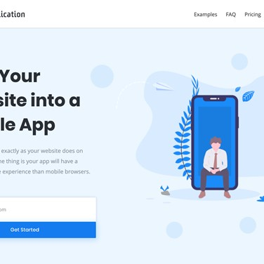 Web To Application Alternatives and Similar Websites and Apps