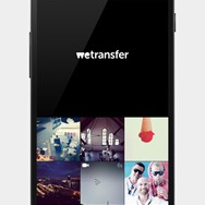 WeTransfer Mobile for iPhone and Android