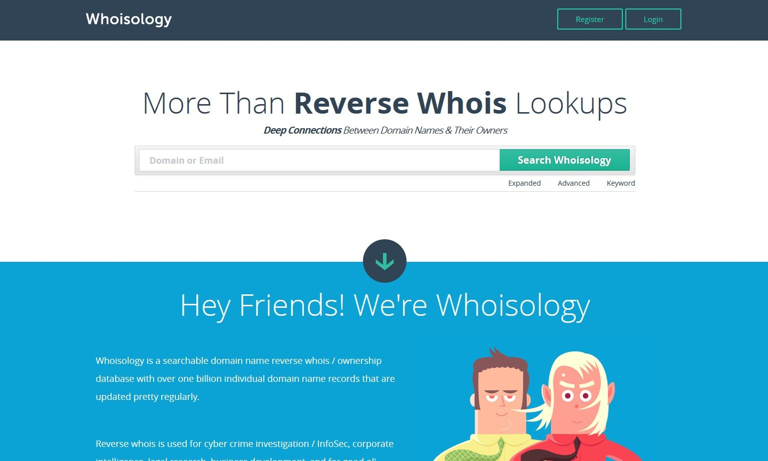 Whoisology Alternatives and Similar Websites and Apps