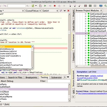 Wing Python IDE Alternatives and Similar Software