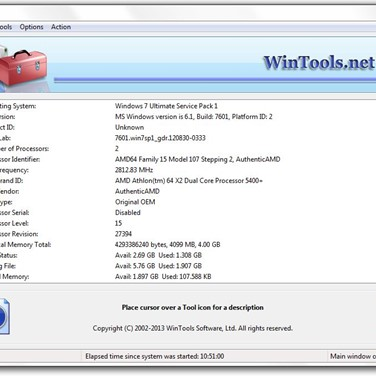 WinTools net Alternatives and Similar Software