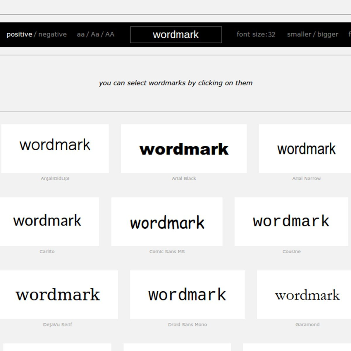WordMark it Alternatives and Similar Websites and Apps