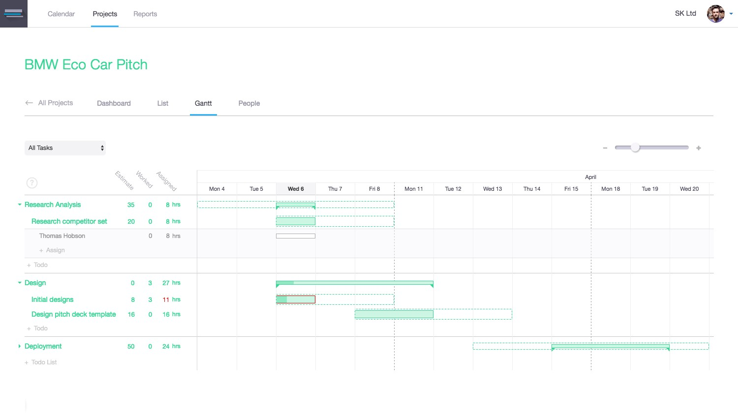 Workstack alternatives and similar software alternativeto gantt charts available in the projects section nvjuhfo Image collections