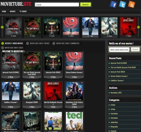 its possible to update the information on movietubesite or report it as discontinued duplicated or spam