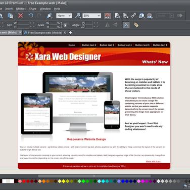 Xara Web Designer Alternatives And Similar Software Alternativeto Net